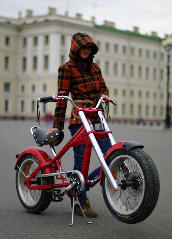 Как сделать подсветку на велосипед своими руками. - VeloFans