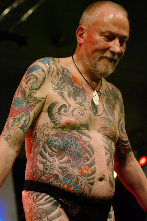 Classic Tattoo Berlin: Tattoo Convention Berlin 2010 тату конвенция в Берлине